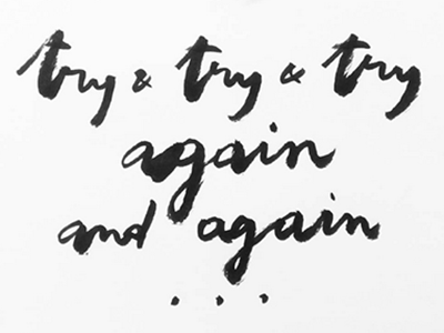 Monday motivation! blackandwhite graphicdesign typography calligraphy handwriting handlettering lettering