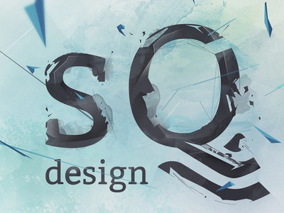 sQdesign website