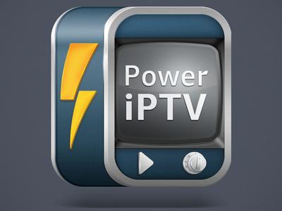 ios iptv-player icon