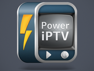 ios iptv-player icon iptv icon ios