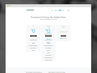 HelloSign Pricing Page