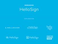HelloSign rebranding