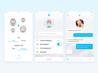 VoltsApp - anonymous random chat with real people