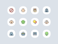 Spitch App - icons
