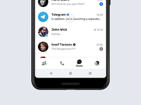 Telegram Messenger for Android – Chats