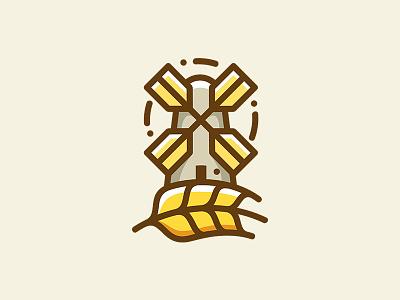 Meta Agro agro mill eco farm wind bread nature yellow grain wheat