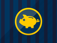 Badging... save! Oink.