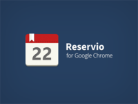 Reservio for Google Chrome