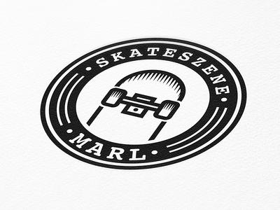 SKATESZENE MARL Logo