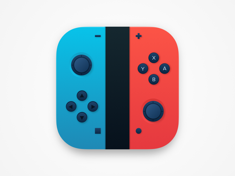 Switch appicon nintendo gaming ios switch icon app appicon