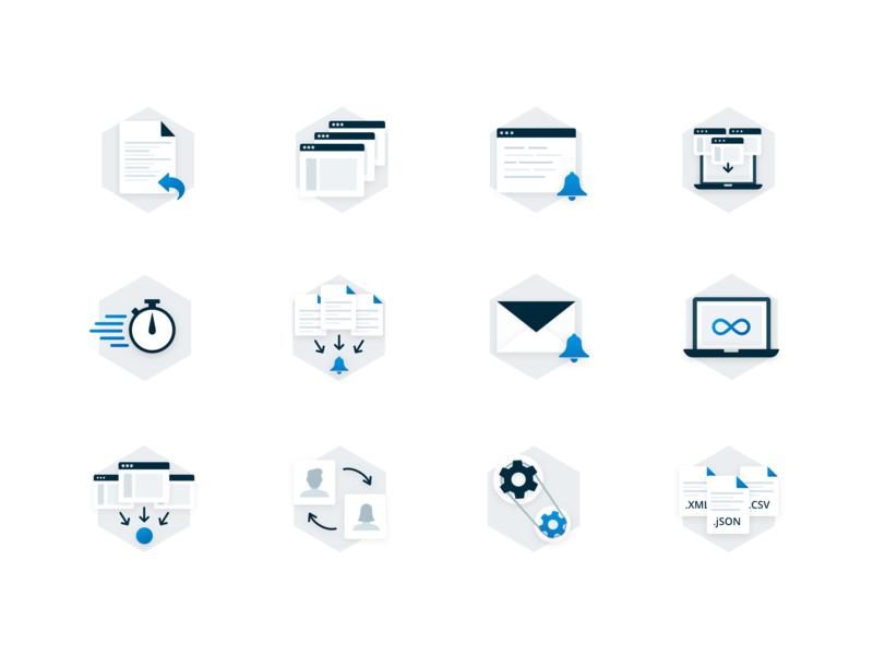 Illustration Icon Set
