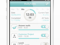 DailyTasks Ui