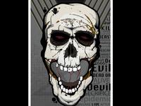 Scull Evil 02
