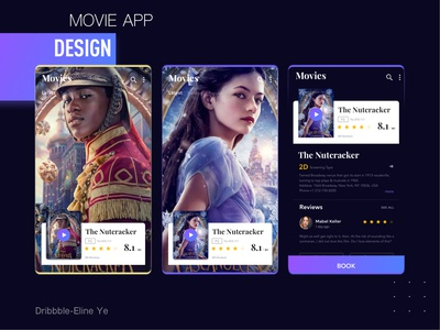 Day4 - Movie Application - interface