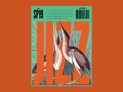 JIZZ Magazine Cover