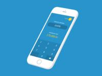 Calculate Income WIP