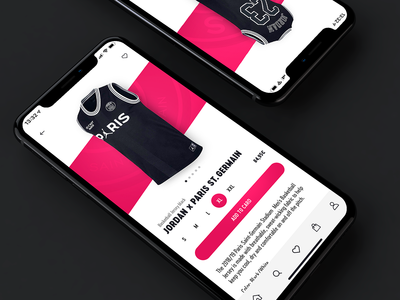 Sportswear Application