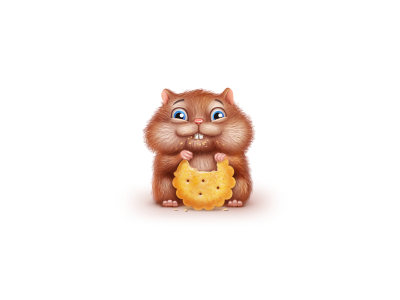 Hamster hamster icon cracker