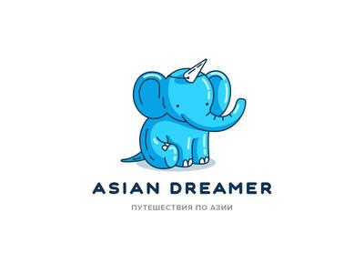 Elephant elephant unicorn asia dream