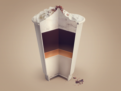Coffee coffee infografic espresso hot morning cream syrup milk