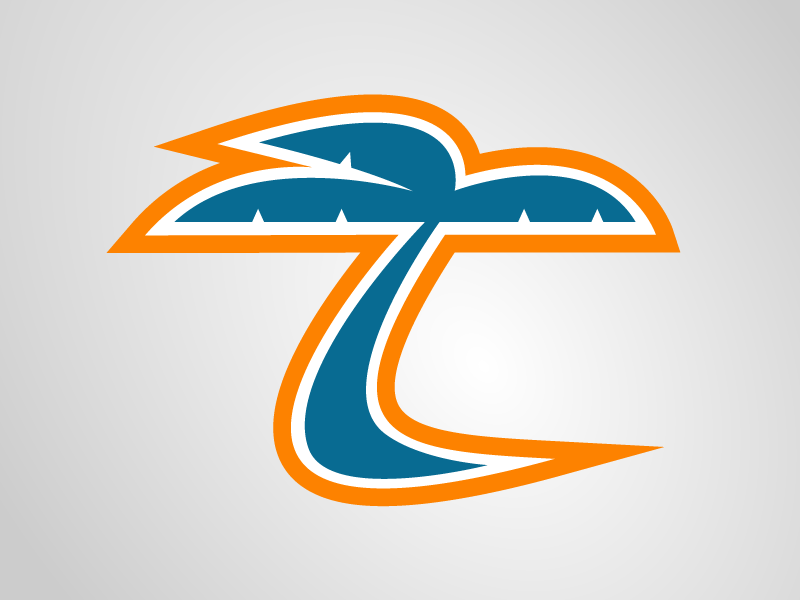 flint tropics secondary logo by dylan alexander dribbble rh dribbble com Flint Tropics Second Logo Flint Tropics Logo 1 1