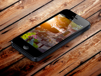 Spendee iPhone application - splash