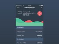 Knab App Redesign