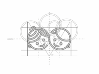 Kindergarten Mark - Grid construction