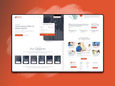 Web Design Ray-x Company