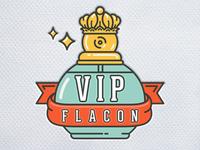 Vip Flacon Logo