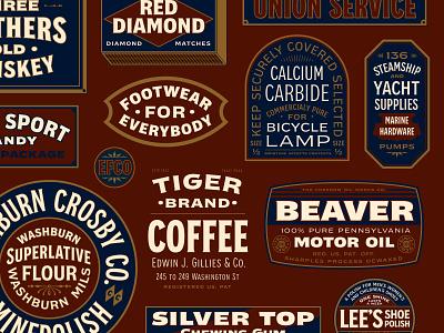 Badges Design vintage badge vintage logo typogaphy badge logo logotype badge design badgedesign badges label packaging label design packaging brand design design logo script hands lettering typography typeface lettering vintage