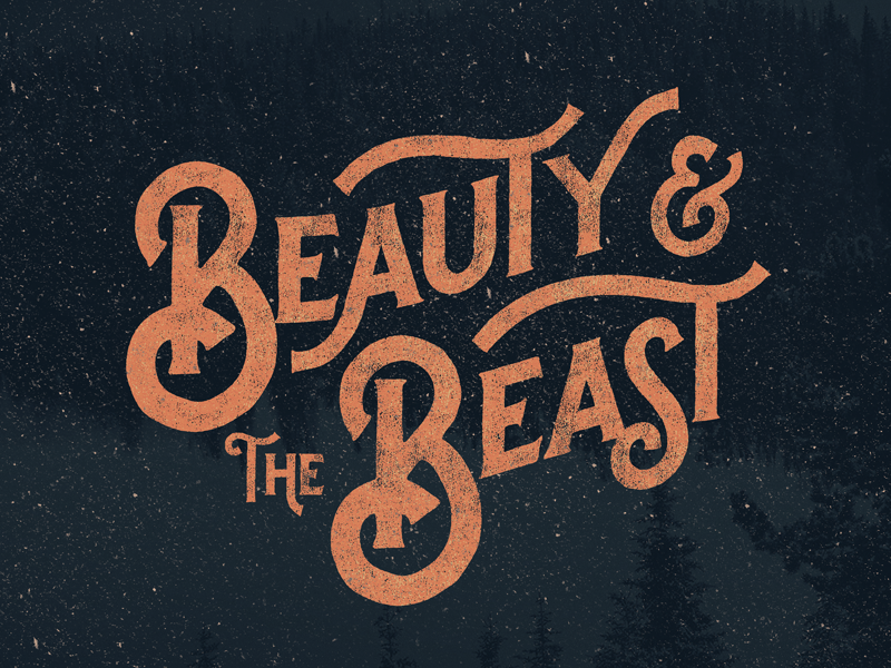 Beauty The Beast By Ilham Herry