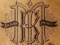BM monogram