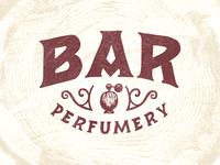 BAR Perfumery logo