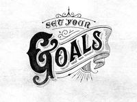 Set Your Goal