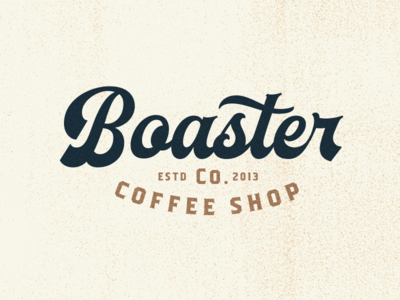Boaster Coffee Shop