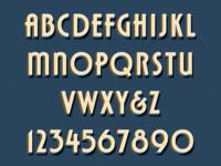 Adelios font