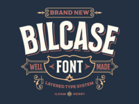 Bilcase Font