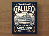 Fosforos Galileo Showboat