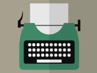 Typewriter Icon