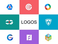 A compilation of  logos