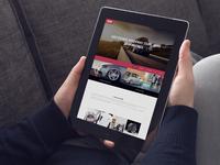 3SDM - Tablet View