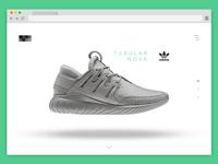 WIP - Footwear Boutique Website