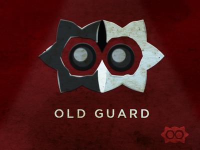 Old Guard owl logo