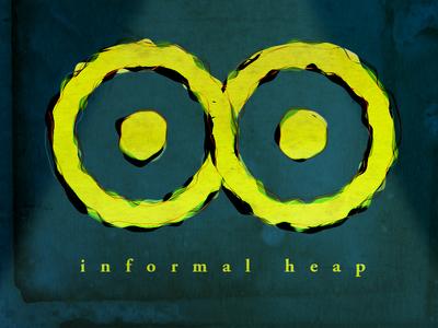 Informal Heap Logo design logo