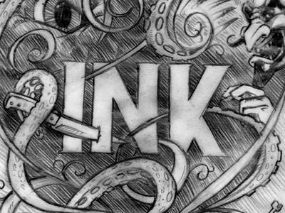 Ink shot