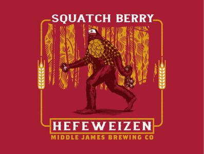 Squatch Berry Shirt