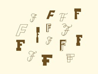 The letter of the day is F