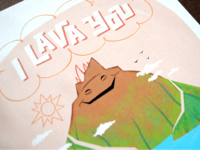 I Lava You Pt. II