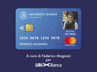 University badge / Credit card